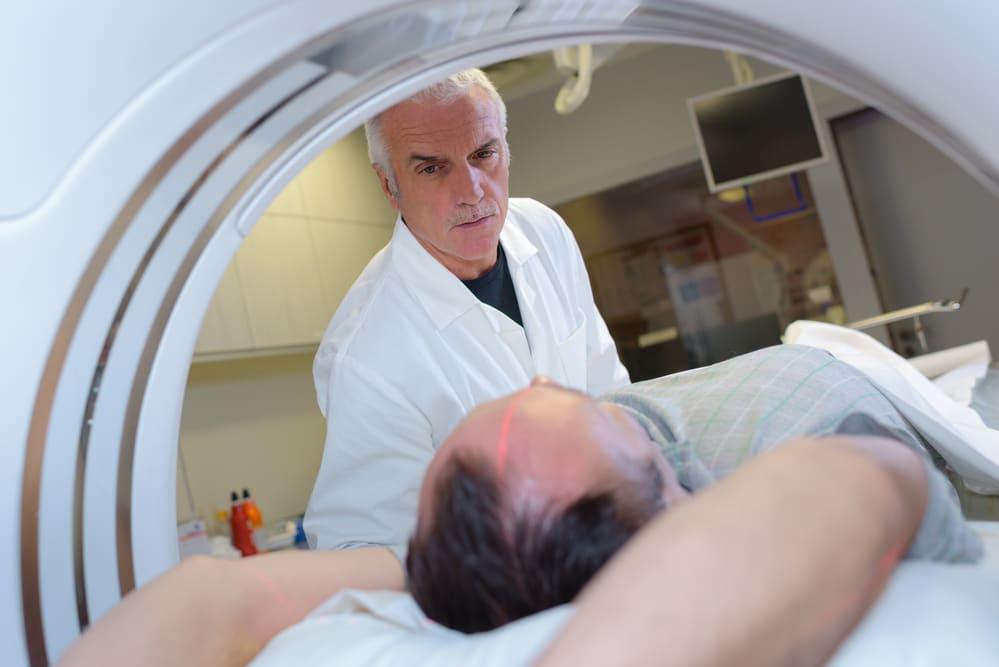 בדיקת בית החזה - MRI
