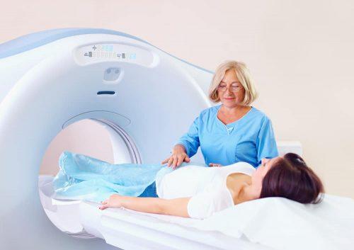 בדיקת MRI של השדיים - MRM