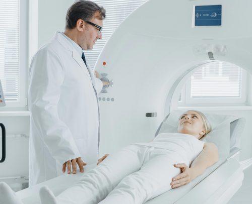 בדיקת PET-CT