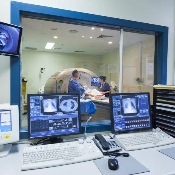 MRI – סריקת המעי הדק