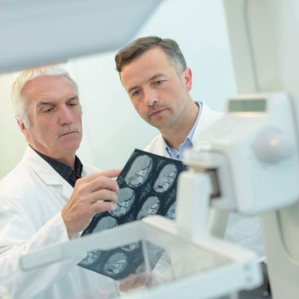 MRI כבד