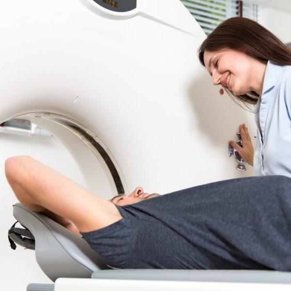 CT עמוד שדרה